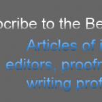 Betareader Journal
